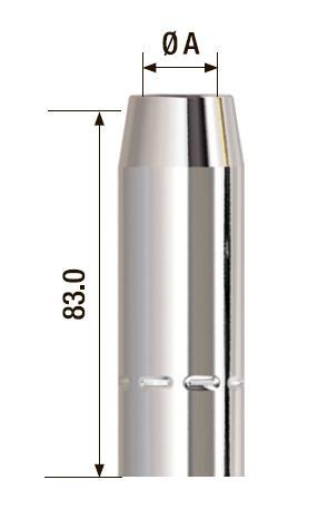 Сопло Fubag Fb400.n.19.0
