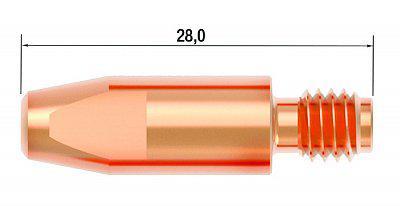 все цены на Наконечник Fubag Fb.ctm6.28-12l онлайн