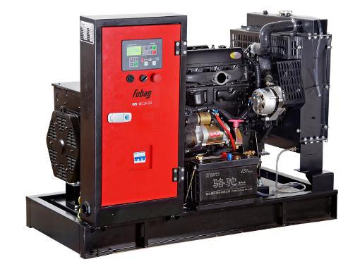 Дизельный генератор FUBAG DS 16 DA ES (838767)