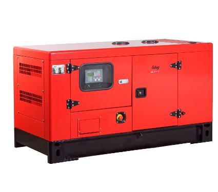 Дизельный генератор FUBAG DS 16 AC ES (838768)