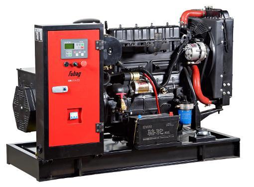 Дизельный генератор FUBAG DS 27 A ES (838774)