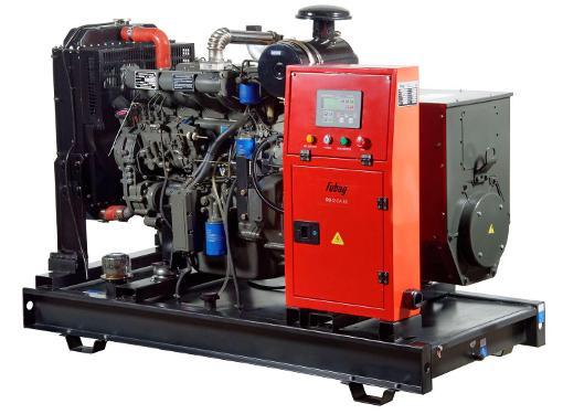 Дизельный генератор FUBAG DS 55 DA ES (838780)