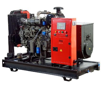 Дизельный генератор FUBAG DS 80 DA ES (838784)