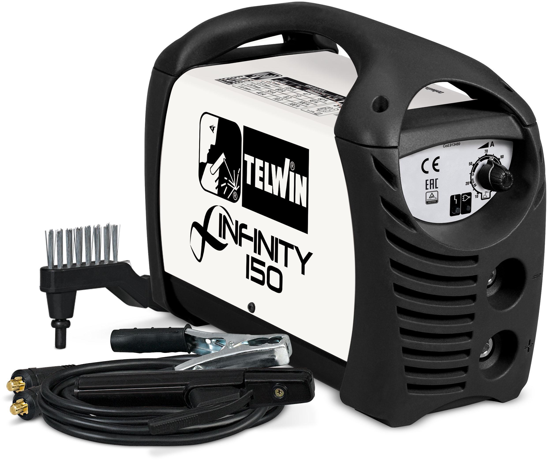 Купить Сварочный аппарат Telwin Infinity 150 230v acx (816079)