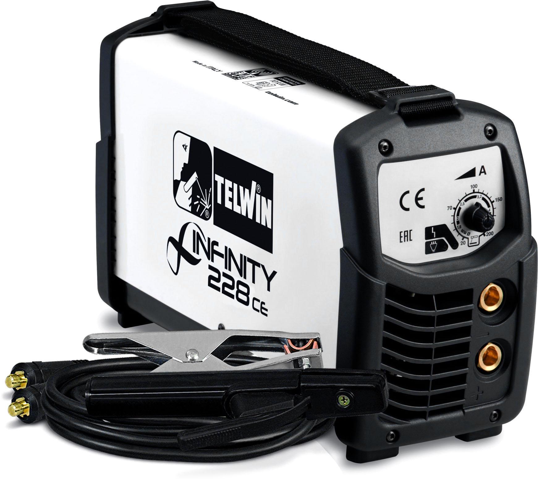 Купить Сварочный аппарат Telwin Infinity 228 ce 230v acx (816084)