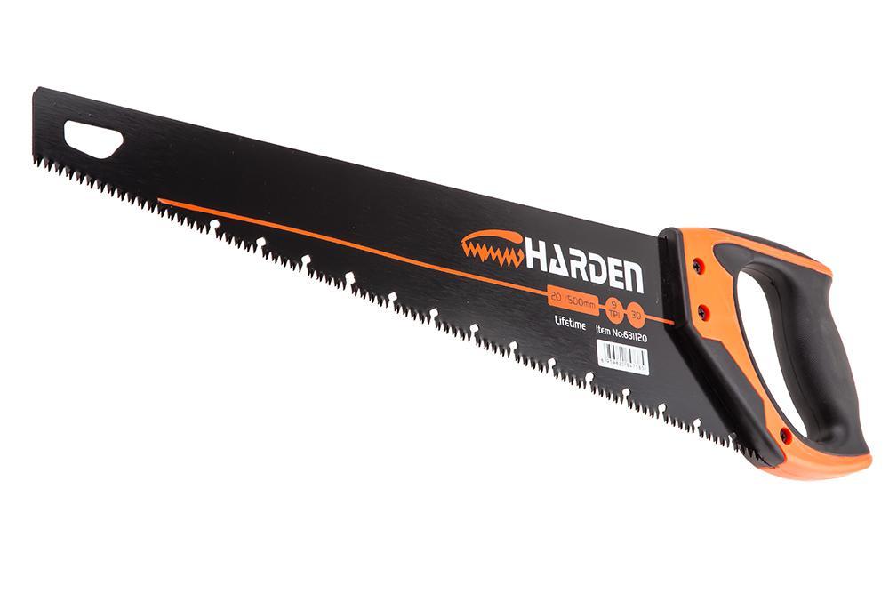лучшая цена Ножовка Harden 631120