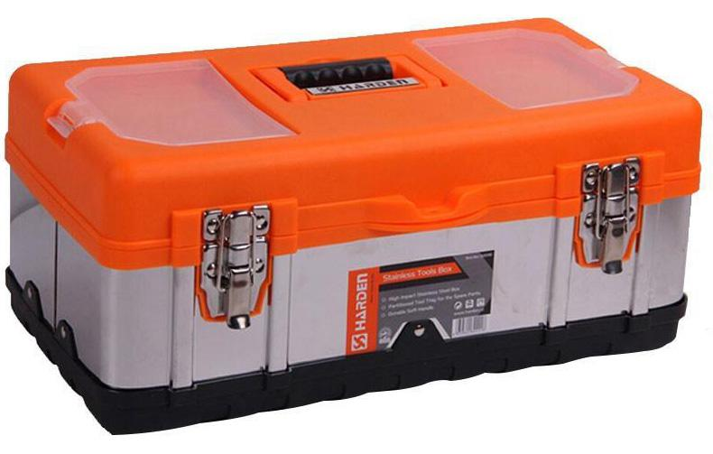 Фото - Ящик Harden 520228 ящик для инструментов harden 520224 36 см