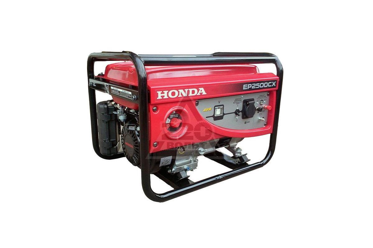 бензиновый генератор honda 220