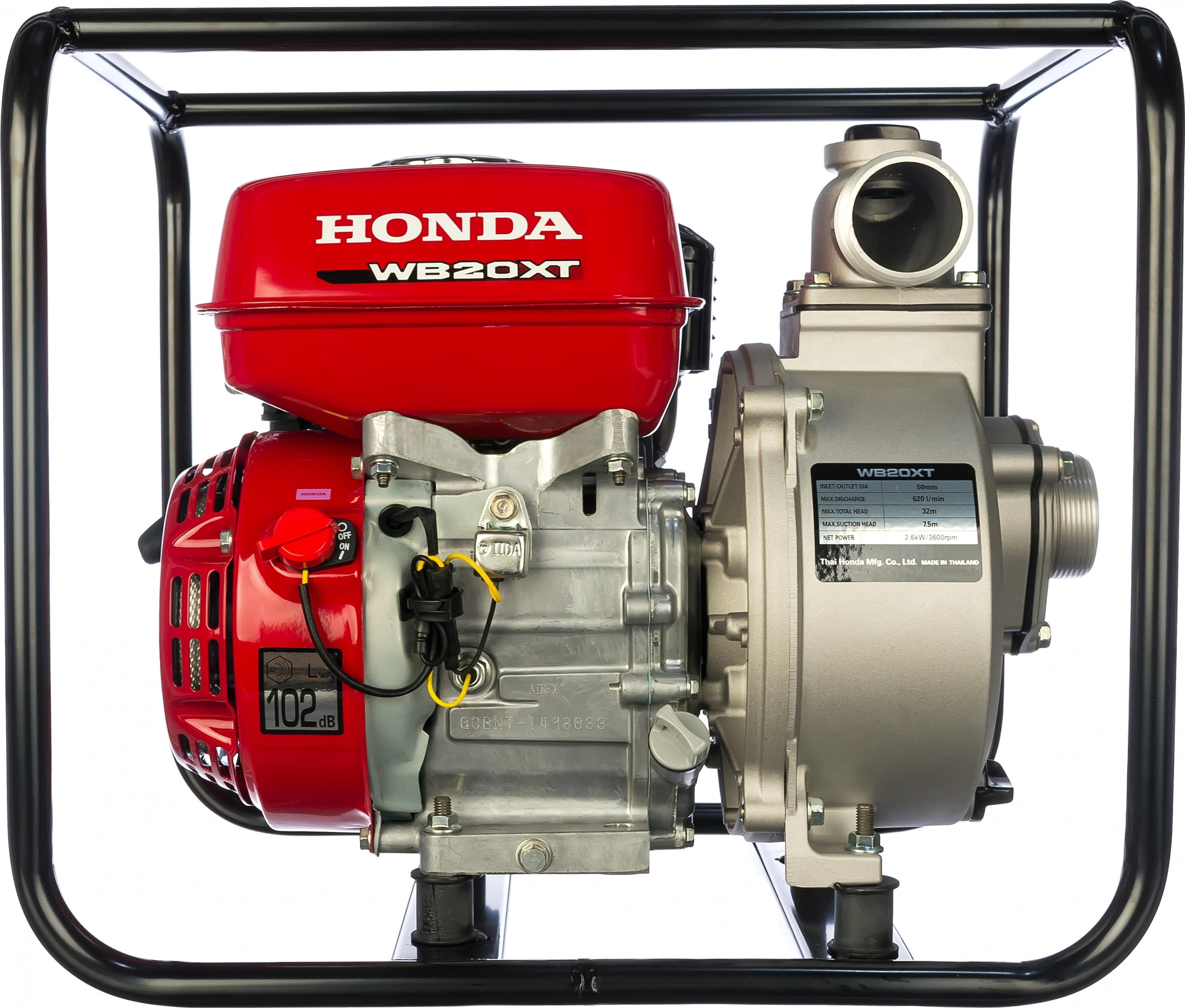 Мотопомпа Honda Wb20xt3drx