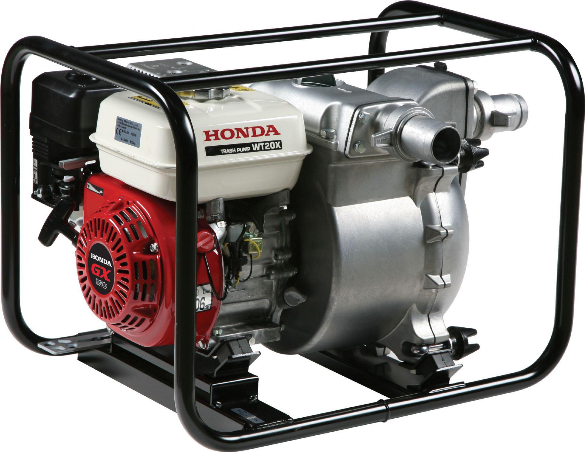 Мотопомпа Honda Wt20xk4de