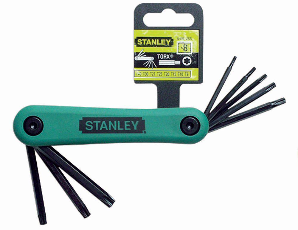 Набор ключей Stanley 4-69-263 набор ключей stanley 4 69 263