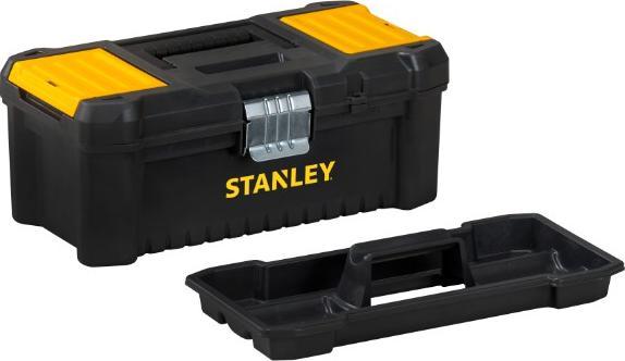 Ящик Stanley Stst1-75518 ящик с органайзером stanley stst1 75518 essential toolbox metal latch 41x20x20 см 16 черный