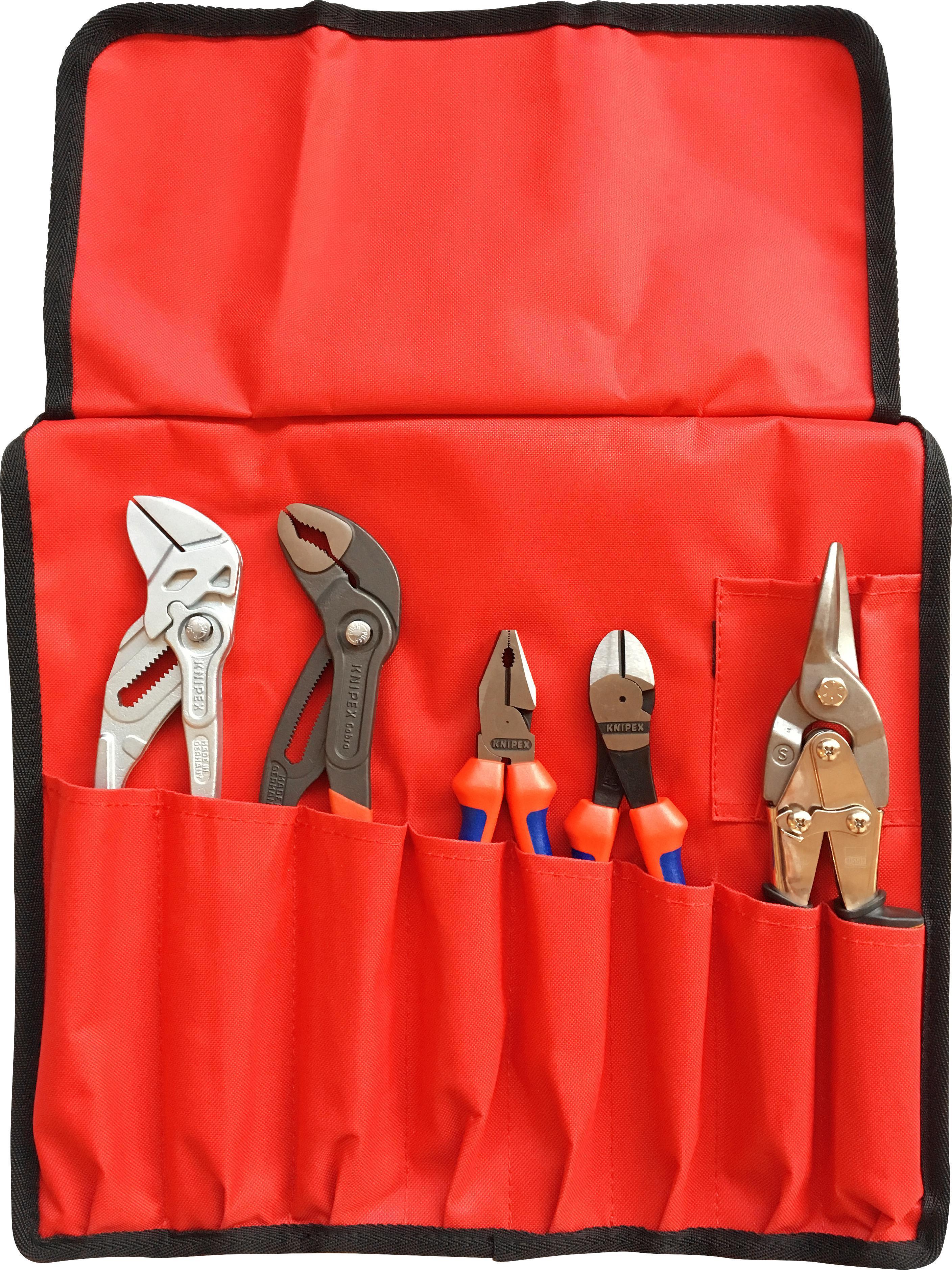Набор инструментов Knipex УНИВЕРСАЛЬНЫЙ набор инструментов knipex универсальный 6 предметов