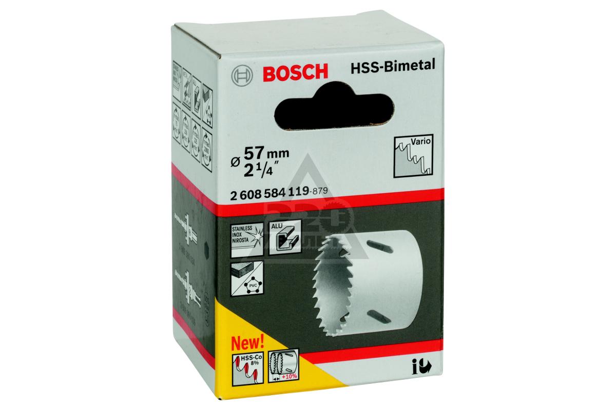 dec65f3bba5f Коронка Bosch 2608584119 - купить, цена и фото в интернет-магазине ...