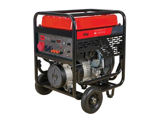 Бензиновый генератор FUBAG BS 11000A ES (838789)