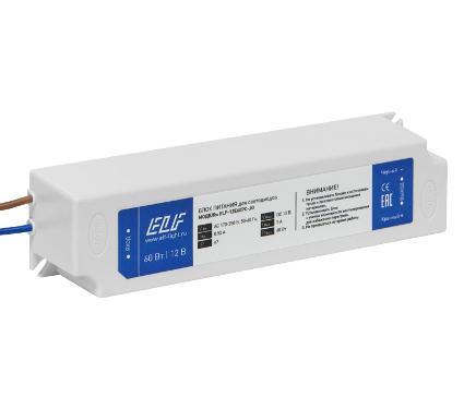 Блок питания ELF 12E60PC-JO