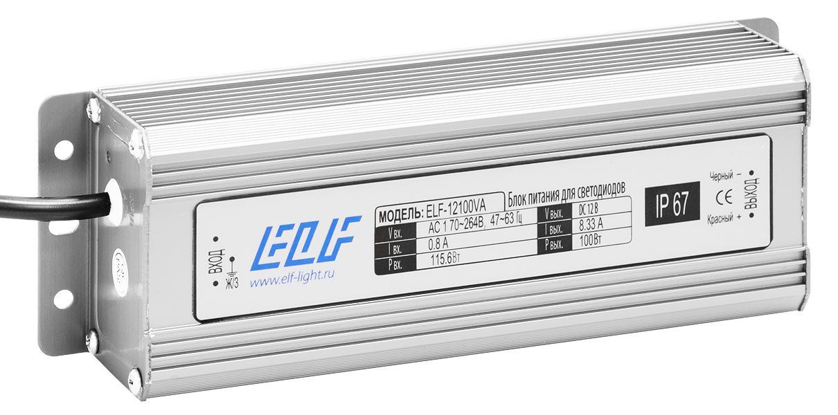 Блок питания Elf 12100va