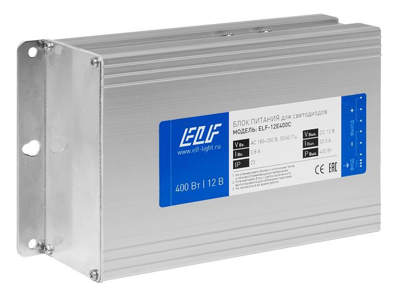 Блок питания Elf 12e400c