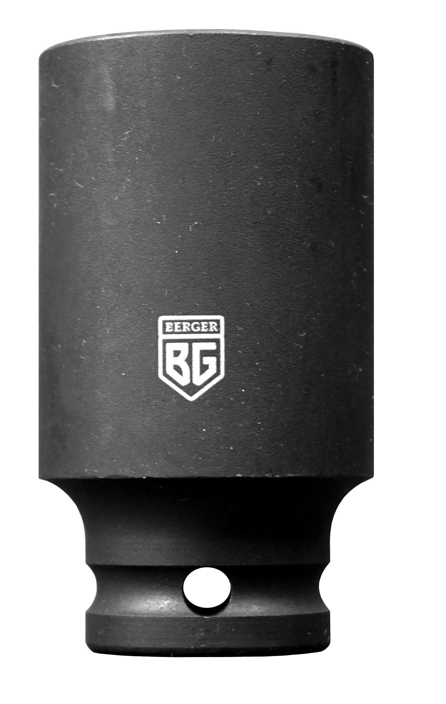 Головка торцевая Berger размер 11мм, h 75мм, s 1/2'' (bg2133) головка торцевая ударная berger bg2115 1 2 11мм
