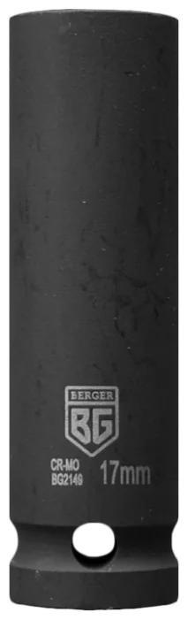Купить Головка торцевая Berger Bg2139 1/2 17мм