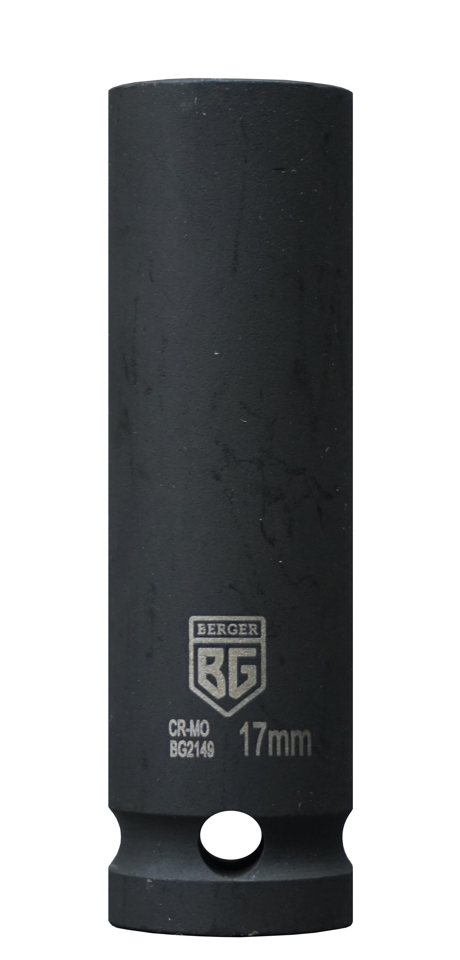 Купить Головка торцевая Berger Bg2149 1/2 17мм