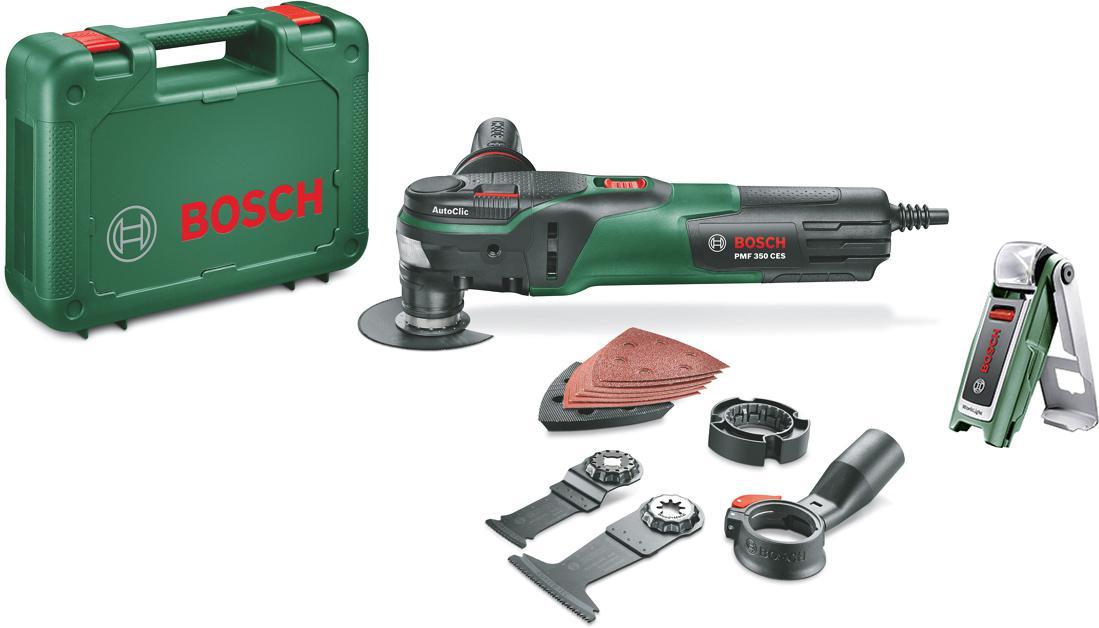Набор Bosch Реноватор pmf 350 ces (0.603.102.220) +Фонарь 0603975801