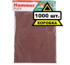 Лист шлифовальный HAMMER 230x280мм P100 бумажная основа