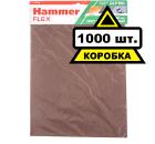 Лист шлифовальный HAMMER 230x280мм P180 бумажная основа