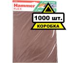 Лист шлифовальный HAMMER 230x280мм P400 бумажная основа
