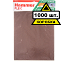 Лист шлифовальный HAMMER 230x280мм P600 бумажная основа