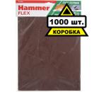 Лист шлифовальный HAMMER 230x280мм P800 бумажная основа