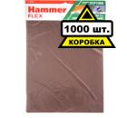Лист шлифовальный HAMMER 230x280мм P1000 бумажная основа