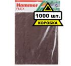 Лист шлифовальный HAMMER 230x280мм P40 тканевая основа