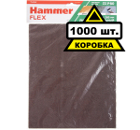 Лист шлифовальный HAMMER 230x280мм P80 тканевая основа