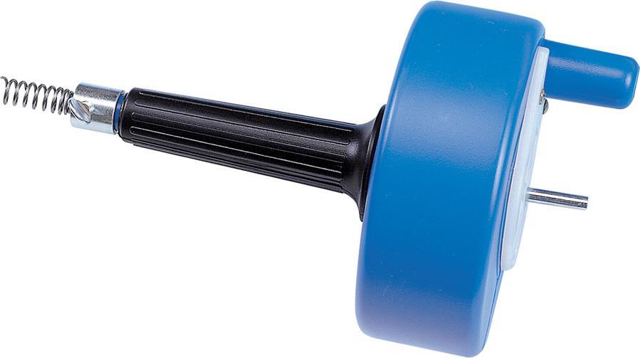 Трос для прочистки КРОКОЧИСТ 51723-6-8 трос для прочистки канализационных труб 5 5 мм х 3 м