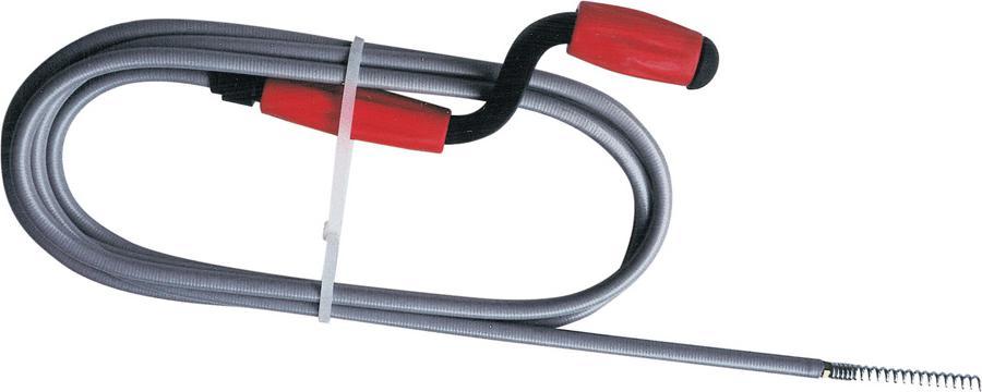 Трос для прочистки КРОКОЧИСТ 51411-8-30 трос для прочистки канализационных труб 5 5 мм х 3 м