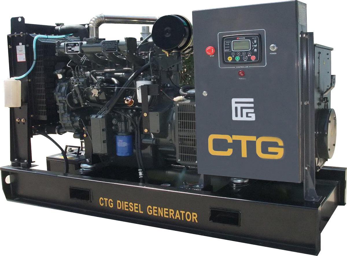 Дизельный генератор Ctg Ad-14re