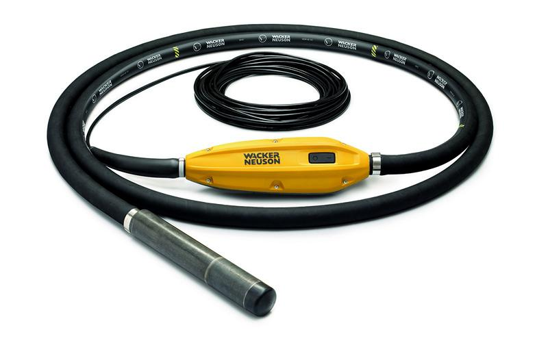 Вибратор Wacker neuson Iec 38/230/5/15 вибротрамбовщик wacker вибротрамбовка бензиновая neuson bs 50 4s трамбовка ваккер