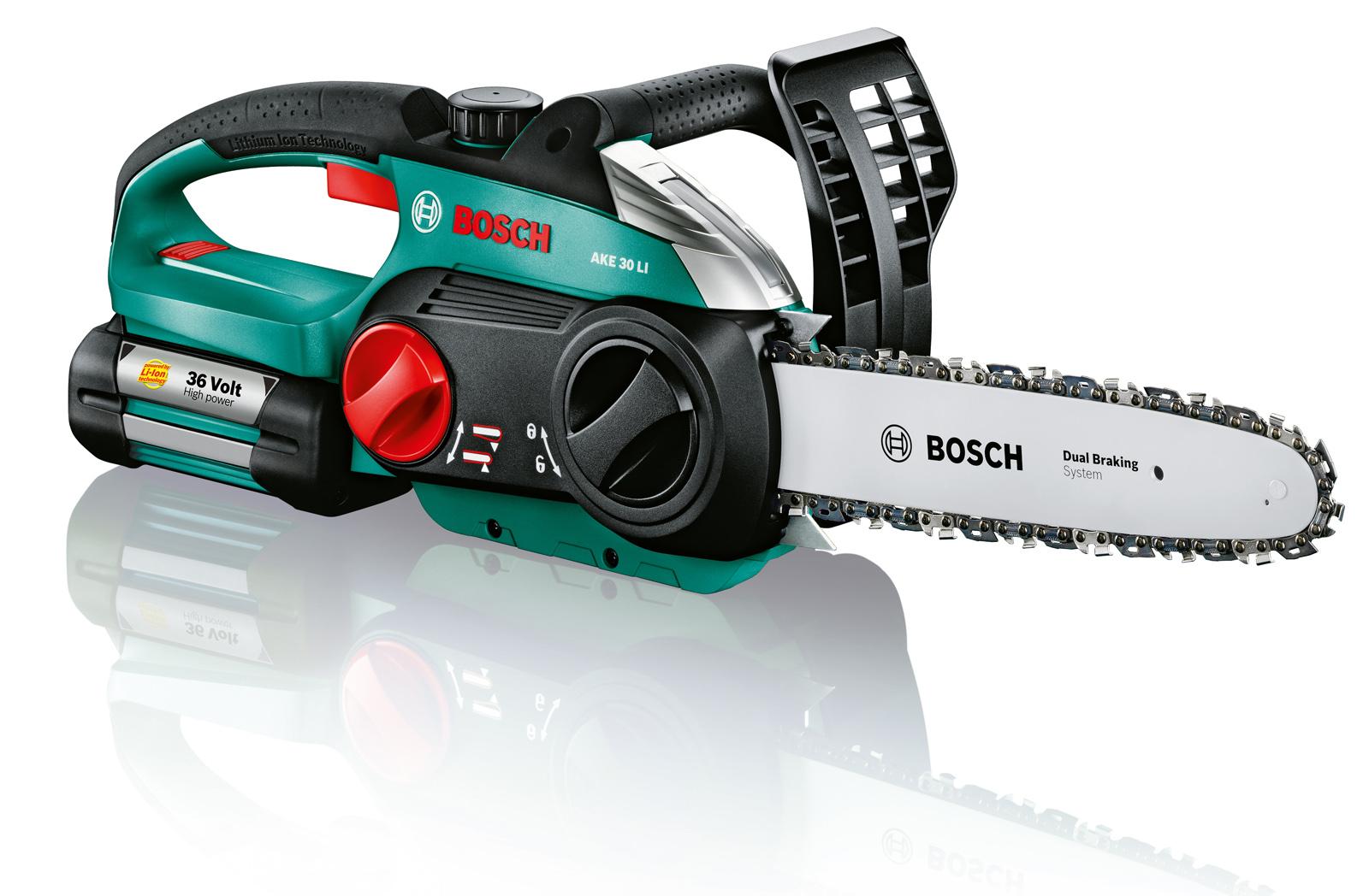 Пила цепная Bosch Ake 30 li (0.600.837.100) пила цепная аккумуляторная bosch ake 30 li