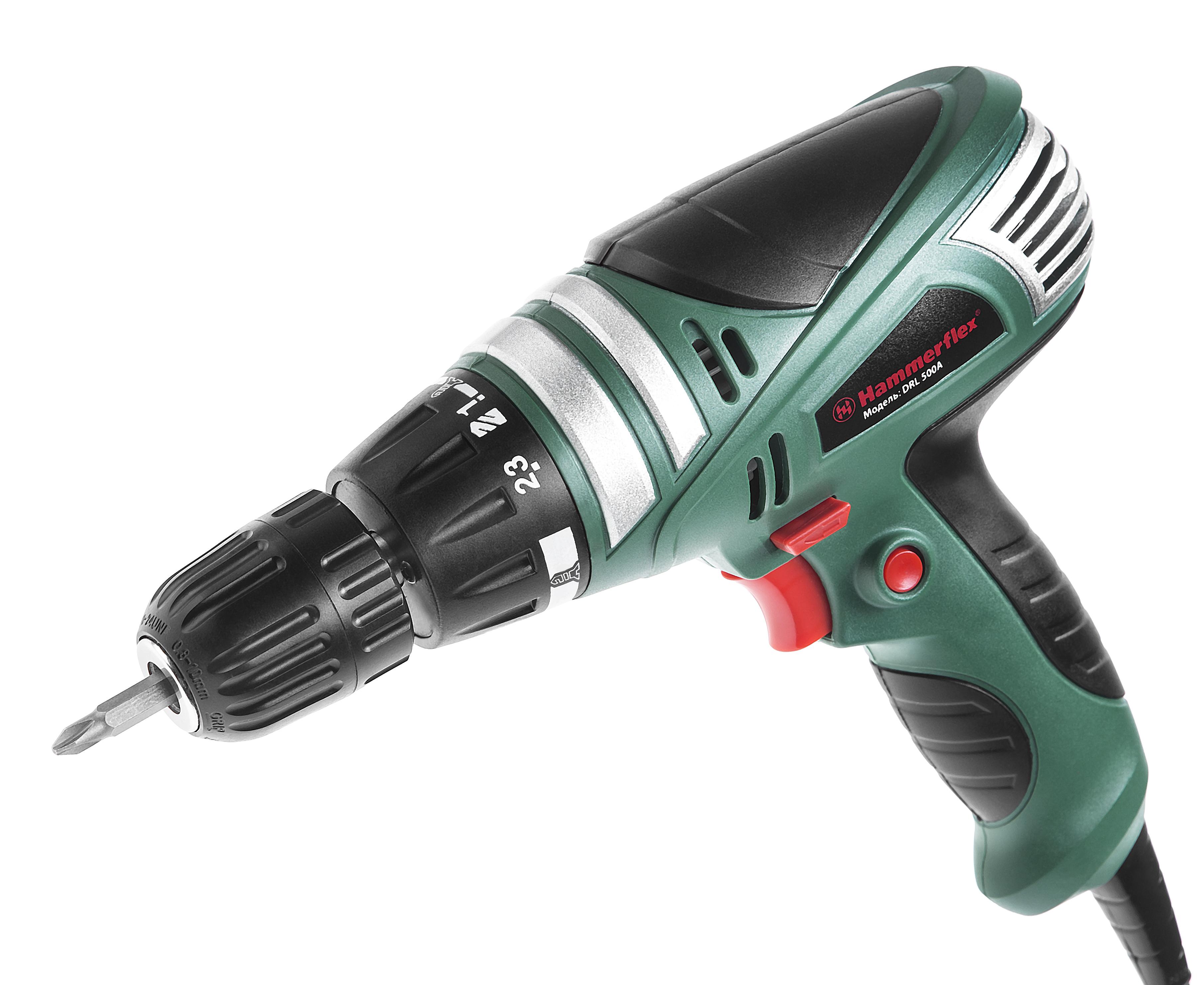 цена на Дрель-шуруповерт Hammer Flex drl500a