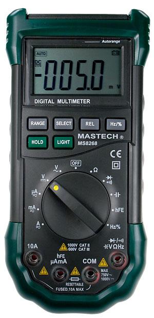MS7050 Аналоговый мультиметр.  Прочитать в оригинале.