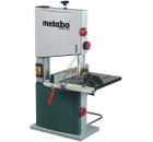 Ленточнопильный станок по металлу вертикальный METABO BAS 260 SWIFT (90025100)