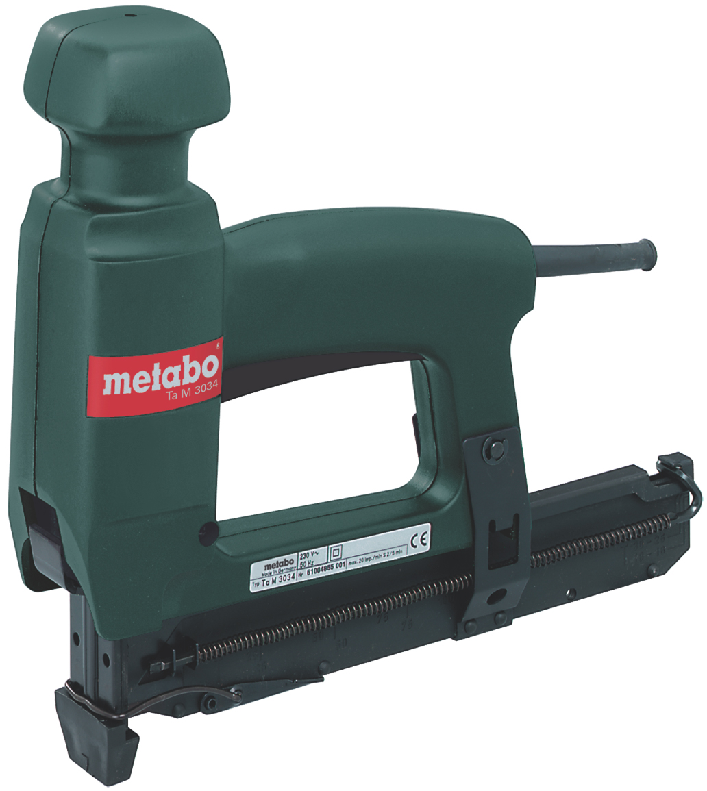Степлер Metabo Ta m 3034 (603034000) от 220 Вольт