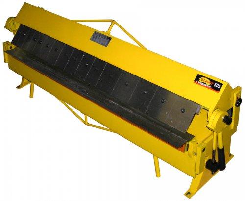 Листогибочный станок ЭНКОР Корвет-503 машина листогибочная универсальная вибрационная машина энкор мфэ 260 1 12 50271