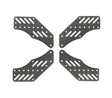 Кронштейн KROMAX ADAPTER-600 grey (20155)