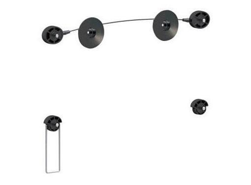 Кронштейн ARM MEDIA LED-2 black (10020)