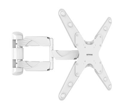 Кронштейн ARM MEDIA COBRA-406 white (10100)