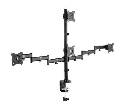 Кронштейн ARM MEDIA LCD-T16 black (10163)
