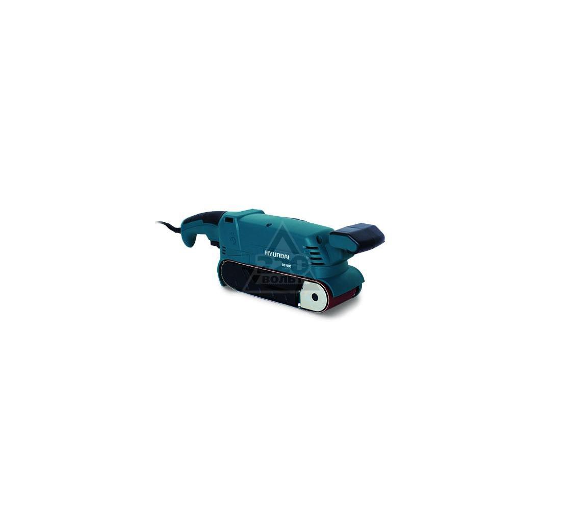 Машинка шлифовальная ленточная HYUNDAI BS 900