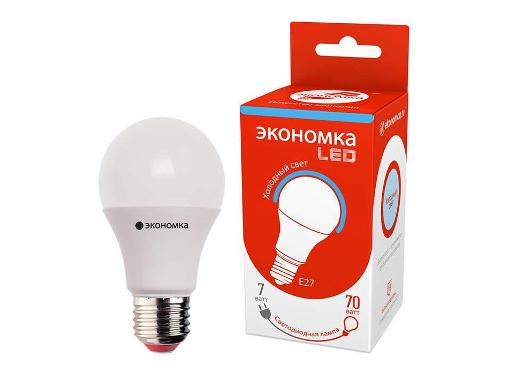 Лампа светодиодная ЭКОНОМКА EcoLEDFL8wCNE1427